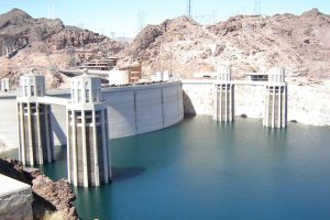 Das Bescuherzentrum am Hoover Dam