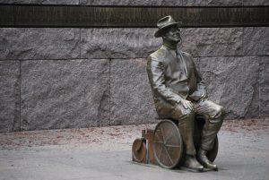 Franklin D. Roosevelt, der 32. Präsident der Vereinigten Staaten