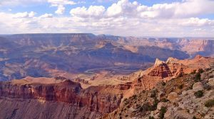 Der Grand Canyon im Nordwesten Arizonas